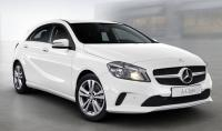 Mercedes Benz A-Class (or similar)