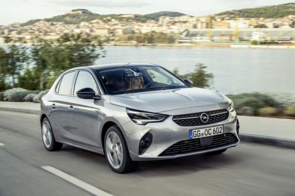 Opel Corsa 2020 (manual)