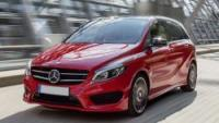 Mercedes Benz B-Class(or similar)